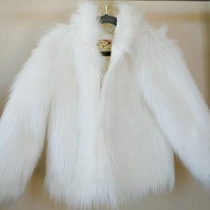 Other - Joyfolie Girls Faux Fur Jacket